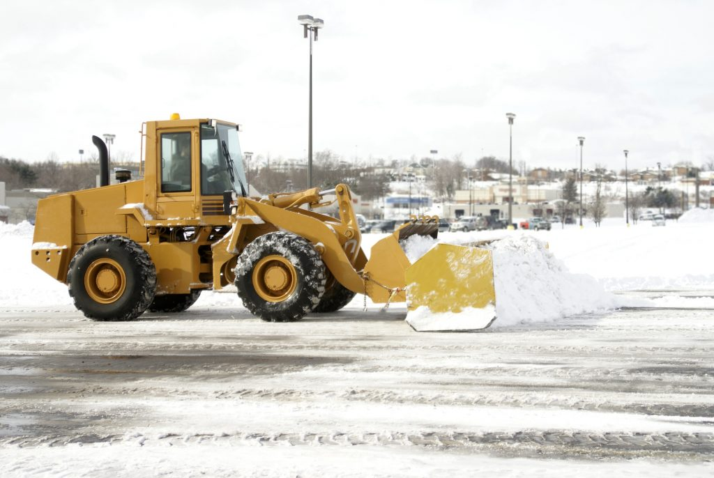 business snow removal